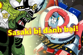 Soi những chi tiết thú vị trong One Piece chap 1019: Quá khứ ẩn giấu của Sasaki sẽ được hé lộ? (P.1)