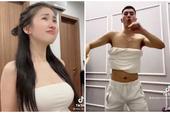 Tạo trend quá sốc, hot girl, vợ quốc dân Tiểu Hí liên tục được cánh mày râu cover lại điệu nhảy gợi cảm