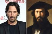Kinh ngạc khi phát hiện 11 người nổi tiếng và những bức họa từ thời trung cổ có đặc điểm giống nhau