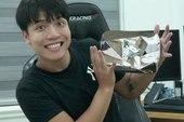 Bỏ xa Cris Devil Gamer, NTN sắp thiết lập kỷ lục mới, giật ngay nút kim cương của YouTube