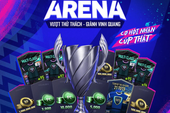 Champion of Arena: Đấu đường danh giá nhất của FIFA Online 4
