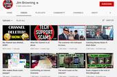 YouTuber chuyên vạch mặt bọn lừa đảo cuối cùng lại bị lừa, đến nỗi tự tay xóa kênh YouTube của chính mình