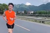 Cãi nhau thua vợ, chồng chạy bộ 30km về nhà ngoại mách tội