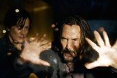7 điều kinh điển trong loạt phim cũ của Ma Trận xuất hiện trong phần 4, được thấy lại Neo và Trinity khiến fan vỡ òa