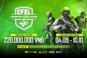 Khởi tranh Việt Nam CFEL 2021 Season 2 - Giải đấu hấp dẫn hơn với những điều chỉnh hợp lý!