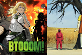 Top 7 anime sinh tồn có nội dung hấp dẫn không kém
