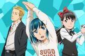 Hinamatsuri & 6 bộ Manga thể loại