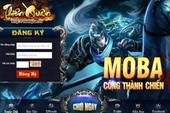 MOBA Thiên Quân mở cửa trang teaser tại Việt Nam