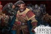 Heroes Genesis - Bom tấn RPG Hàn cực khủng sắp cập bến iOS