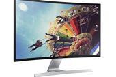 Samsung ra mắt màn hình cong mới giá tốt cho game thủ