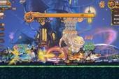 Chi tiết gameplay Rainbow Saga - Game online siêu dễ thương