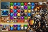 Đánh giá Gems of War: Game nhập vai casual phong cách Bejeweled