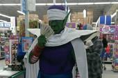 Bất ngờ xuất hiện ông già noel Piccolo của Dragon Ball tại Mỹ