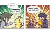 Tại sao Pokemon lại được dùng để đánh nhau?