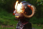 Rèn mũ Skyrim ngoài đời thực
