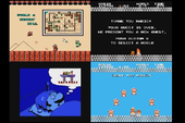 """""""Loạn óc"""" với màn trình diễn phá đảo 4 game Mario cùng lúc"""