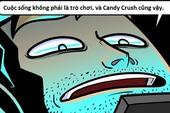 Vì sao nói Skyrim không thực tế bằng Candy Crush?
