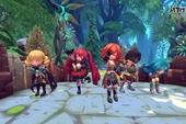 """[Clip] Cuộc sống """"thợ săn"""" đầy thử thách trong game 3D Dragomon Hunter"""
