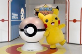 Cận cảnh nhà thi đấu Pokemon ngoài đời thực