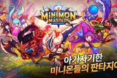 Minimon Masters - Trổ tài huấn luyện biệt đội thần thú