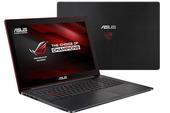 Asus giới thiệu laptop chơi game mỏng nhẹ ROG G501