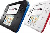 Nintendo 2DS giảm còn 100 USD, chơi được game của 3DS và DS