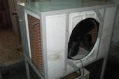 Chủ quán game Hà Nội kỳ công tự chế quạt hơi nước chống nóng