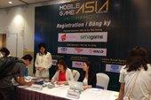 Chùm ảnh sự kiện Mobile Game Asia 2015 tại Thành phố Hồ Chí Minh