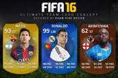 FIFA 16 Ultimate Team chính thức phát hành miễn phí trên iOS