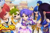 Game mobile Trung Quốc - Sản phẩm khủng cải biên IP client xưng bá năm 2015
