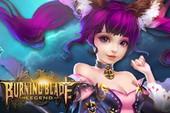 Burning Blade - Game hành động chặt chém đậm chất Diablo