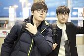 Những hình ảnh đáng yêu của Faker và các siêu sao Hàn Quốc trước thềm All-Star 2015