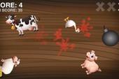 """Farm Ninja - Game giải trí """"ăn theo"""" Fruit Ninja"""