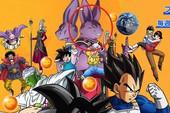 """Phim hoạt hình Dragon Ball hé lộ hình ảnh """"anh em"""" của Thần Hủy Diệt"""