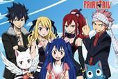 Tạp chí truyện tranh Fairy Tail kết thúc, dừng xuất bản