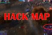 Bom tấn MOBA mới ra mắt 4 tháng đã xuất hiện hack map