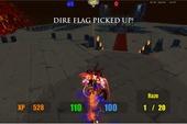 Xuất hiện Mode chơi biến DOTA 2 thành game bắn súng