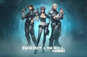 Game bom tấn Ghost in the Shell Online rục rịch thử nghiệm