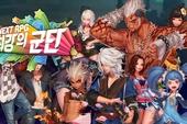 Game hành động HeroWarz chuẩn bị ra mắt bản tiếng Anh