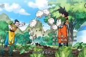 Trích đoạn đầu tiên của anime Dragon Ball gợi nhớ về tuổi thơ