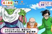 Phim hoạt hình Dragon Ball mới gặt hái tới 572 tỷ đồng