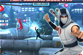 G.I. Joe: Strike - Cuộc phiêu lưu của chiến binh Ninja siêu đẳng