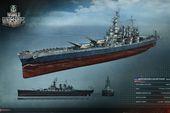 Đánh giá sơ bộ World of Warships - Tựa game đang về gần Việt Nam