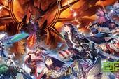 Đánh giá Lord of Vermillion: Arena - MOBA cực dị của Square Enix