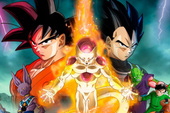 Phim hoạt hình Dragon Ball Z mới hé lộ dàn nhân vật đầy đủ