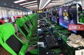 Cận cảnh Monaco - Quán game khủng 600 máy tại Hà Nội trước ngày khai trương