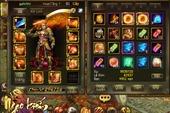 Boss Hoàng Kim - Kí ức võ lâm đậm chất kiếm hiệp trong Ngạo Kiếm Mobile