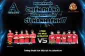 3Q Củ Hành: Kiên Giang ARB vs. SàiGòn Dlight - Cao thủ chạm trán tại bán kết Series A