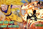 Mở máy chủ mới, SohaGame tặng 500 Code tân thủ Manga Heroes
