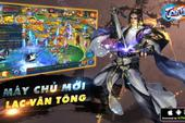 Ra mắt máy chủ Lạc Vân Tông, Tru Tiên Mobile tặng Gift Code cực giá trị